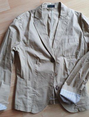 Benetton Korte blazer zandig bruin-beige