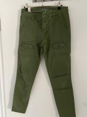 Benetton Cargo Jeans