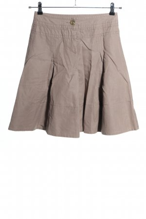 Benetton Cargo Skirt brown casual look