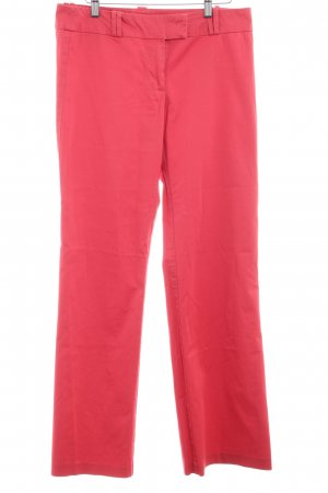 Benetton Chinos bright red business style