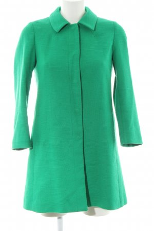 Benetton Frock Coat green business style