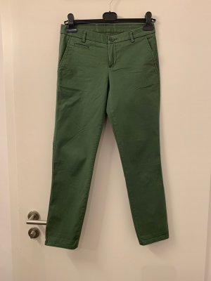 Benetton green chinos
