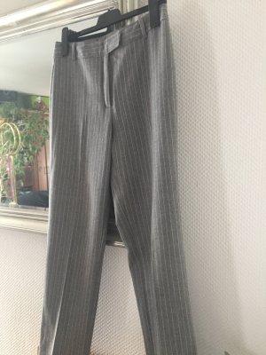 Benetton Woolen Trousers grey-light grey