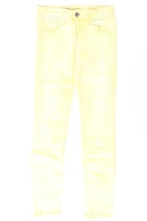 Benetton Trousers yellow-neon yellow-lime yellow-dark yellow