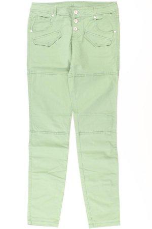 Benetton Hose Größe 42 grün aus Baumwolle