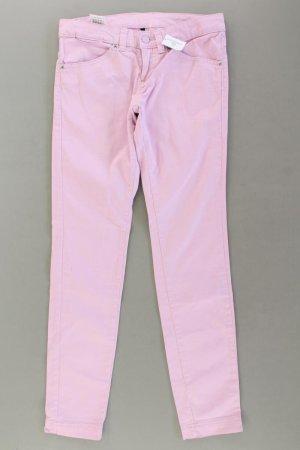 Benetton Spodnie stary róż-różany-jasny różowy-różowy Bawełna