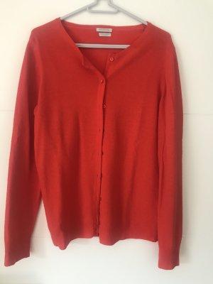 Benetton Jacke rot Größe Xl aus wolle