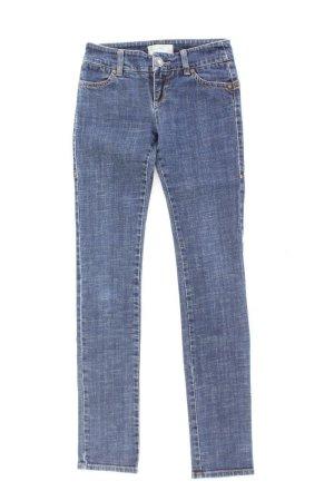 Benetton Jeans blue-neon blue-dark blue-azure cotton