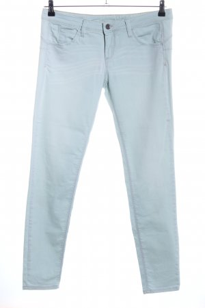 Benetton Jeans Five-Pocket Trousers blue casual look