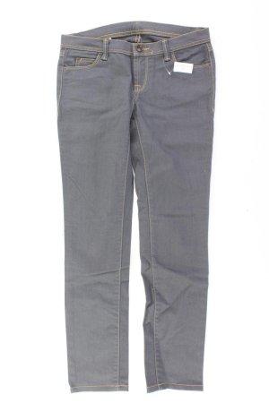 Benetton Jeans Größe 38 grau aus Baumwolle