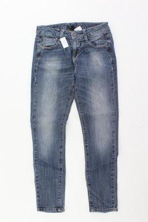 Benetton Jeans Größe W25 blau aus Baumwolle