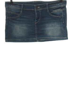 Benetton Jeans Denim Skirt blue casual look
