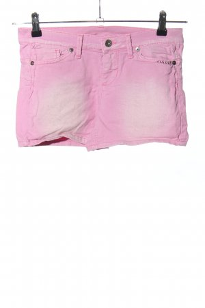 Benetton Jeans Denim Shorts pink casual look