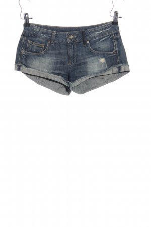 Benetton Jeans Denim Shorts blue casual look