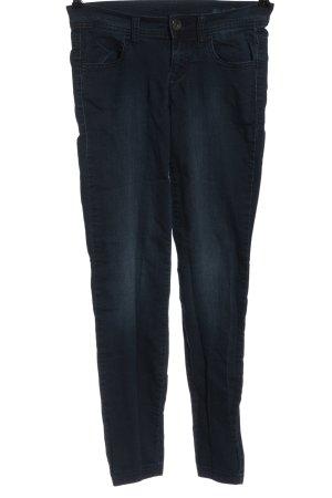 Benetton Jeans Jeans stretch bleu style décontracté