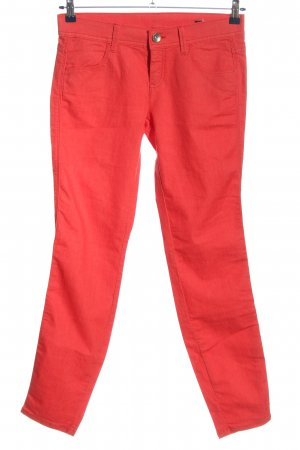 Benetton Jeans Jeggings red casual look