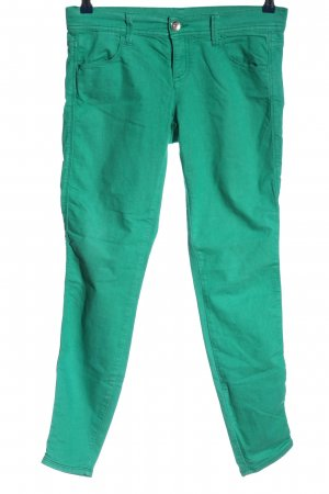 Benetton Jeans Jeggings green casual look