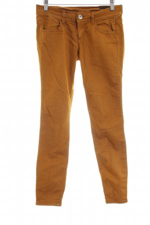 Benetton Jeans Jeggings light orange casual look