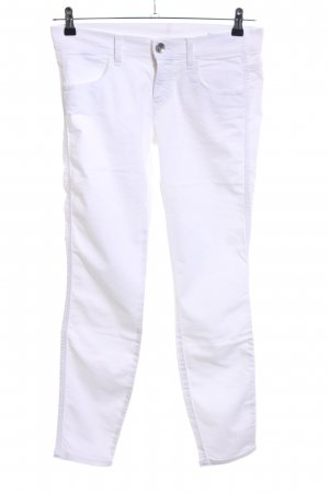 Benetton Jeans Jeggings weiß Casual-Look