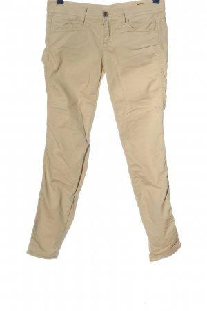 Benetton Jeans Drainpipe Trousers brown casual look
