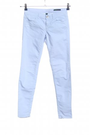 Benetton Jeans Drainpipe Trousers white casual look