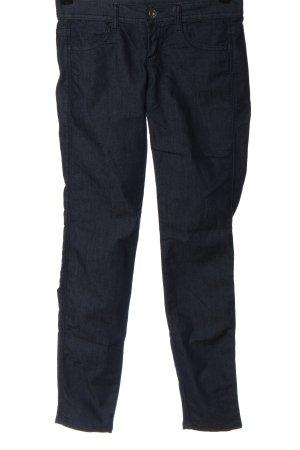 Benetton Jeans Jeans cigarette bleu style décontracté