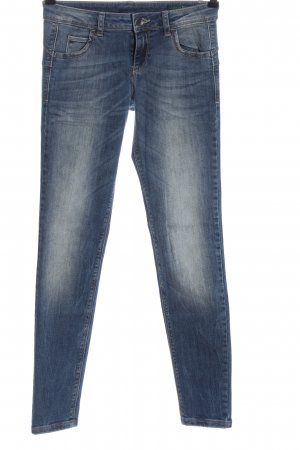 Benetton Jeans Tube Jeans blue casual look