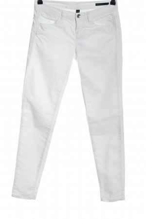 Benetton Jeans Tube Jeans white casual look