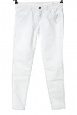 Benetton Jeans Tube jeans wit casual uitstraling