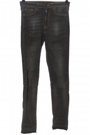 Benetton Jeans Tube Jeans black casual look