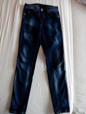 Benetton Jeans Jeans skinny multicolore coton