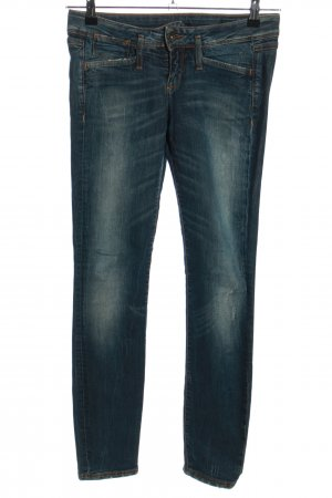 Benetton Jeans Skinny Jeans blue casual look