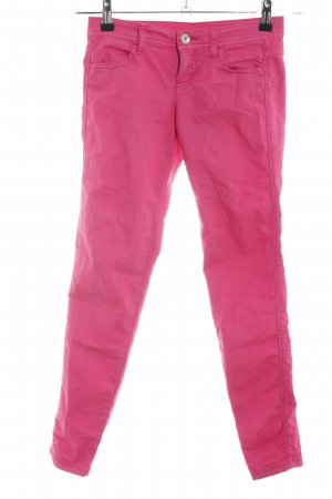 Benetton Jeans Skinny Jeans pink Casual-Look
