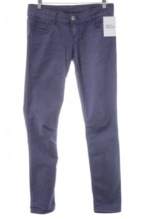 Benetton Jeans Skinny Jeans graublau Casual-Look