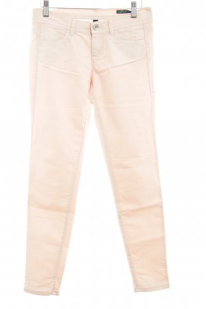 Benetton Jeans Skinny Jeans nude Casual-Look