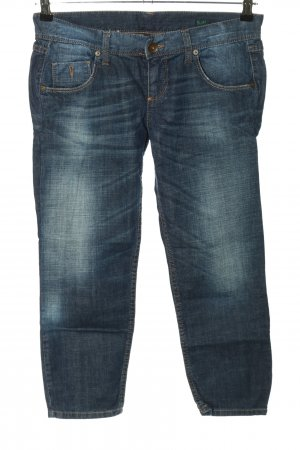 Benetton Jeans Slim Jeans blue casual look