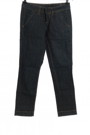 Benetton Jeans Slim Jeans schwarz Casual-Look