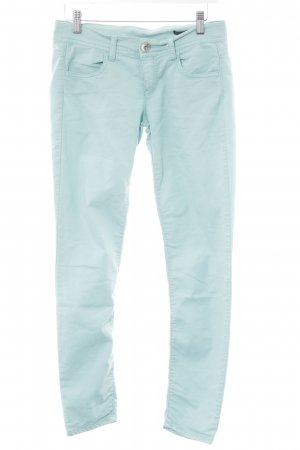 Benetton Jeans Slim Jeans türkis Casual-Look