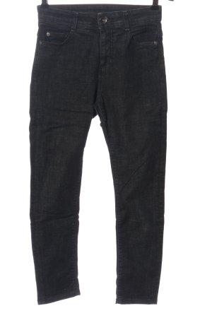 Benetton Jeans Jeans stretch noir style décontracté