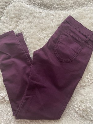 United Colors of Benetton Jeggings blackberry-red