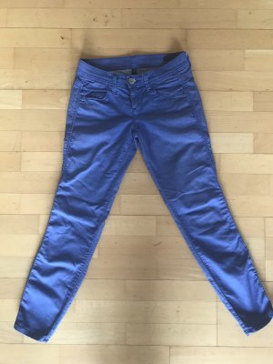 Benetton Jeggings blau