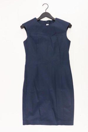 Benetton Dress blue-neon blue-dark blue-azure cotton