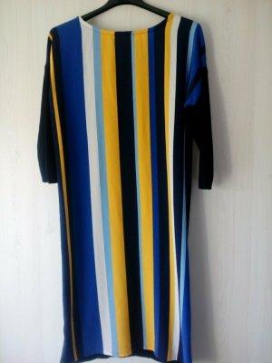 Benetton Kleid M Damen Blau