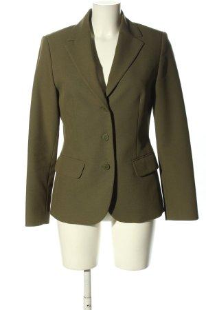 Benetton Korte blazer khaki elegant