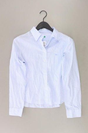 Benetton Blusa de manga larga azul-azul neón-azul oscuro-azul celeste Algodón