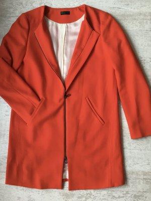 Benetton Lange blazer rood