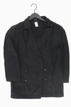 Benetton Abrigo negro