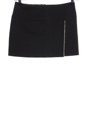 Benetton Minirock schwarz Elegant