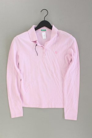 Benetton Polo vieux rose-rosé-rose clair-rose