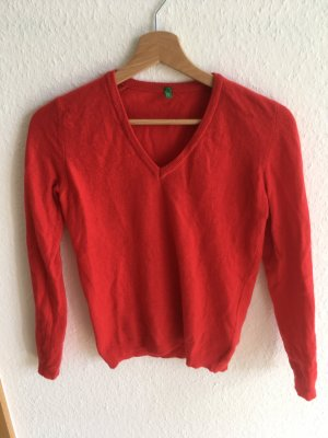Benetton Pulli - 80% Wool/Wolle